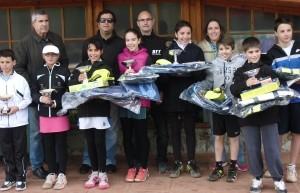 El desè Torneig de Nadal Babolat de Tennis reuneix 240 jugadors al Club Esportiu Valldoreix
