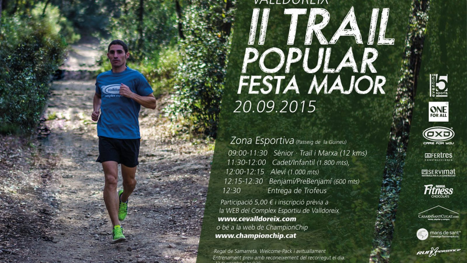 trail festa major valldoreix