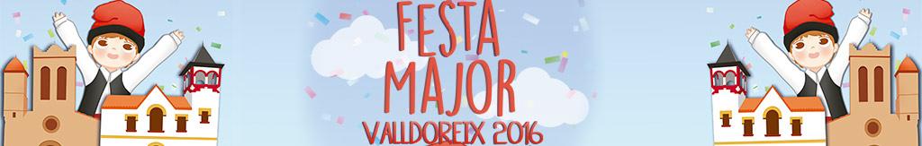 banner festa major de Valldoreix 2015