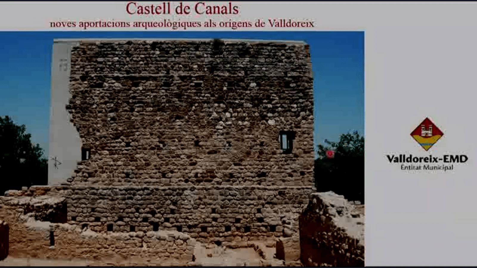 El castell de Canals: noves aportacions arqueològiques als orígens de Valldoreix